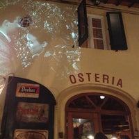 Photo taken at Osteria Miranda by Jennifer L. on 10/9/2013