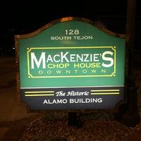 Photo taken at Mackenzie's Chophouse by Jill D. on 9/27/2014