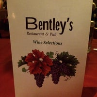 Photo taken at Bentley's by Jill D. on 11/12/2014