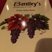 Photo taken at Bentley's by Jill D. on 8/19/2014