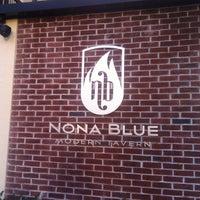 Foto diambil di Nona Blue Modern Tavern oleh Mark S. pada 6/12/2013
