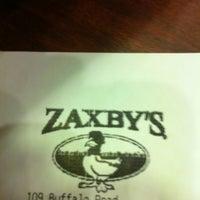 Photo taken at Zaxby's Chicken Fingers & Buffalo Wings by Josh S. on 12/30/2012