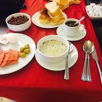 Photo taken at Büyük Urartu Oteli Cafe Patisserie by ASsaL_ on 9/23/2017