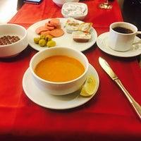Photo taken at Büyük Urartu Oteli Cafe Patisserie by ASsaL_ on 9/22/2017