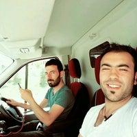 Photo taken at Çağlayan Gül Tesisleri by Sergen G. on 8/25/2016