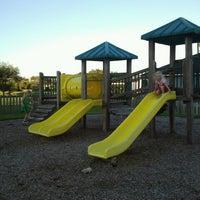 Photo taken at Winsdor Park by Adam N. on 10/10/2013