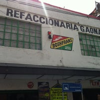 Photo taken at Refaccionaria Gaona by Fernando D. on 8/30/2013