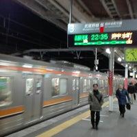 Photo taken at Platform 3 by Buzz 1. on 12/26/2017