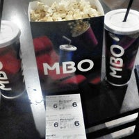 Photo taken at MBO Cinemas by Nadia H. on 11/22/2015
