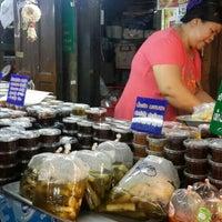 Photo taken at น้ำพริกแม่บุญมา by Netchanok S. on 7/3/2015