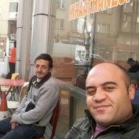 Photo taken at Dostlar Kıraathanesi by Mustafa Y. on 1/12/2016