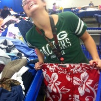 Photo taken at Goodwill Outlet by Sierra D. on 9/21/2014