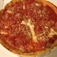 Photo taken at Lou Malnati's Pizzeria by Zachary P. on 6/12/2013