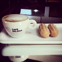 Photo taken at Cafe Galeria by Kaique S. on 6/16/2015