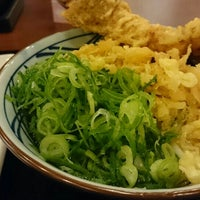 Photo taken at Marugame Seimen by きはら on 4/18/2016