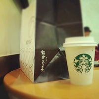 Photo taken at Starbucks by さねっぴ on 12/31/2012