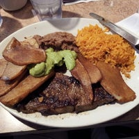 Photo taken at Nuevo Leon Restaurant by Thy L. on 3/31/2013