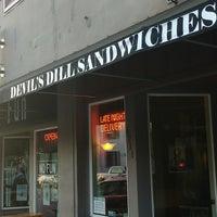 Снимок сделан в Devil's Dill Sandwich Shop пользователем Scott E. 8/30/2017