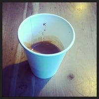 Photo taken at Cafe La Taza by Meg D. on 5/5/2013