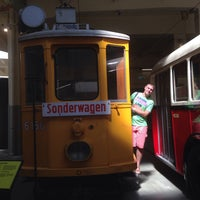 Photo taken at Remise – Verkehrsmuseum der Wiener Linien by Ekaterina S. on 8/8/2015