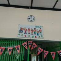 Photo taken at Tumbuh Primary School by Pendi W. on 8/17/2016