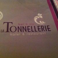 Photo taken at Restaurant La Tonnellerie by Regis W. on 1/31/2014