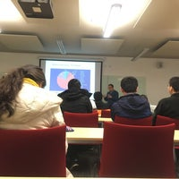 Photo taken at ESLC (Engineering and Science Learning Centre) University of Nottingham by Bella on 2/1/2017