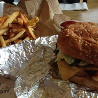 Photo taken at Five Guys by Ed H. on 11/9/2012