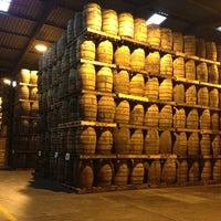 Photo taken at Old Bushmills Distillery by Михаил Ч. on 3/23/2013