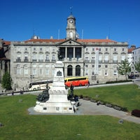Photo taken at Palácio da Bolsa by でい か. on 5/3/2013