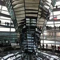 Photo prise au Coupole du Reichstag par Alexey S. le4/3/2013