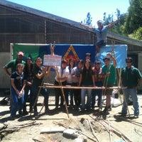 Photo taken at Colegio Concepción by Felipe M. on 11/10/2012