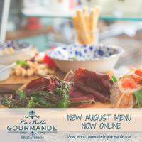 Photo taken at La Belle Gourmande Delicatessen by La Belle Gourmande Delicatessen on 8/8/2015