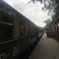 Photo taken at Bahnhof Sellin Ost by Fabian K. on 8/22/2016