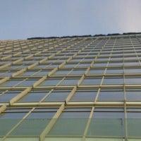 Photo taken at 戴姆勒大厦 Daimler Tower by Fabian K. on 10/21/2016