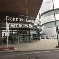 Photo taken at Daimler Konzernzentrale by Fabian K. on 10/7/2016