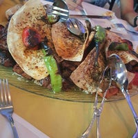 Photo taken at Seaside Turkish Restaurant by Yasemin A. on 9/19/2015