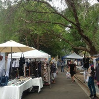 Photo taken at Glebe Markets by Cristy Joseph S. on 12/28/2012