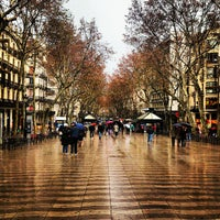 Photo taken at La Rambla by David S. on 1/13/2013