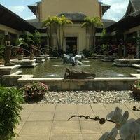 Photo taken at Loews Royal Pacific Resort at Universal Orlando by Nick R. on 5/10/2013