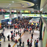 Photo taken at Terminal Bersepadu Selatan (TBS) / Integrated Transport Terminal (ITT) by Pman S. on 2/12/2013