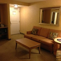 Photo taken at DoubleTree Suites by Hilton Hotel Anaheim Resort - Convention Center by Raúl H. on 12/10/2012