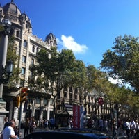 Photo taken at Hostal Mare Nostrum Barcelona by Didem A. on 9/23/2013