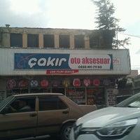 Photo taken at Çakır Oto Aksesuar by Serthan(sezgin) C. on 8/13/2016