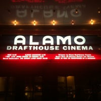 Photo taken at Alamo Drafthouse Cinema – Ritz by Alyssa G. on 3/7/2013