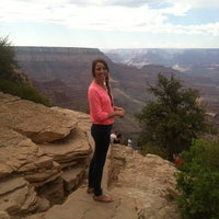 Photo taken at Grand Canyon - East Entrance by Alyssa G. on 8/10/2013