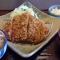 Photo taken at かつ敏 浦和美園店 by あお on 8/6/2016