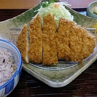 Photo taken at かつ敏 浦和美園店 by あお on 11/7/2015