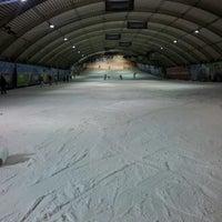 Photo taken at SnowWorld by Ed Café De Don @ D. on 12/24/2012