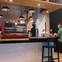 Photo taken at Mokka Coffee Cabana by Leony Anatasia M. on 3/21/2015